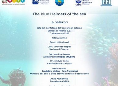 The blue helmets of the sea – 16/17