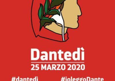 Dantedi' 25/03/2020 – Sede di Salerno