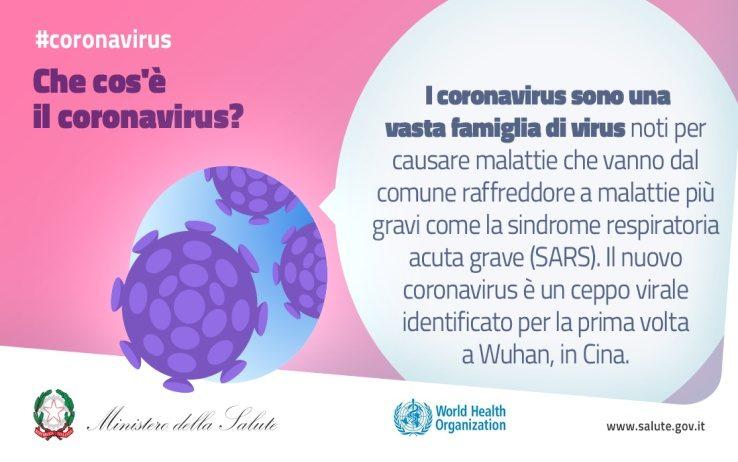Nuovo Corona Virus – 10 comportamenti da seguire